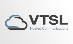 VTSL logo design and brochure suite