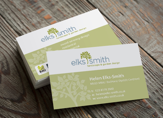 Helen Elks-Smith stationery suite design