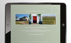 Monkwood Hill website design